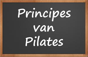 Principes van Pilates