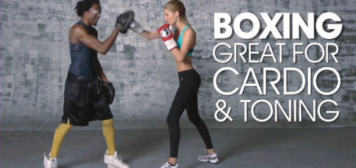 De workout van Doutzen Kroes