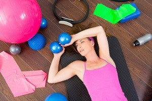 Pilates benodigdheden